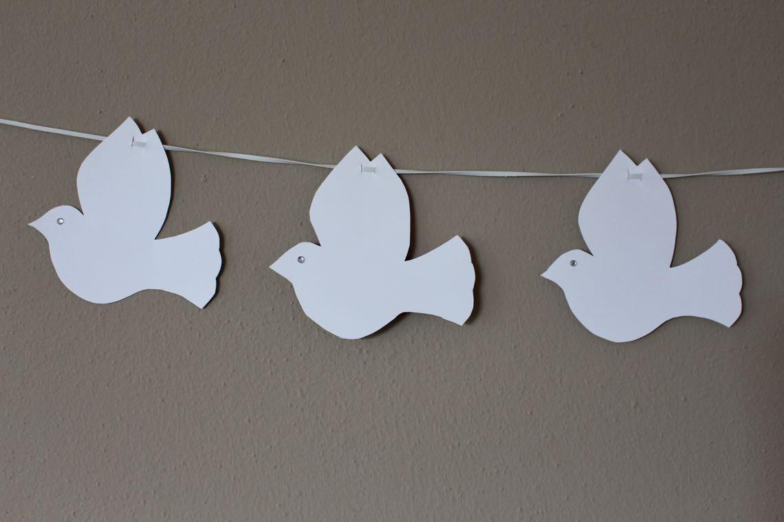 Ausstechform Love Bird Form Taube Kuchen